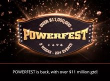 2017 PartyPoker Powerfest
