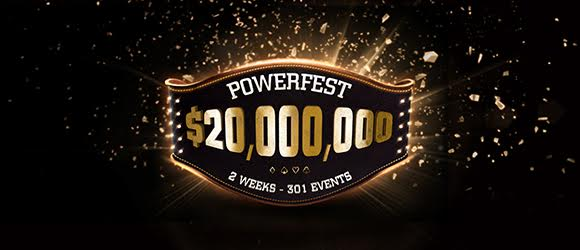 partypoker powerfest 2017
