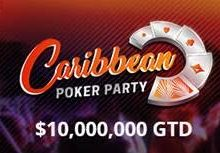PartyPoker Caribbean Party Poker Schedule