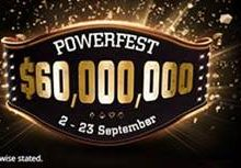 PartyPoker Powerfest September 2018