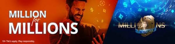 PartyPoker Millions For Millions